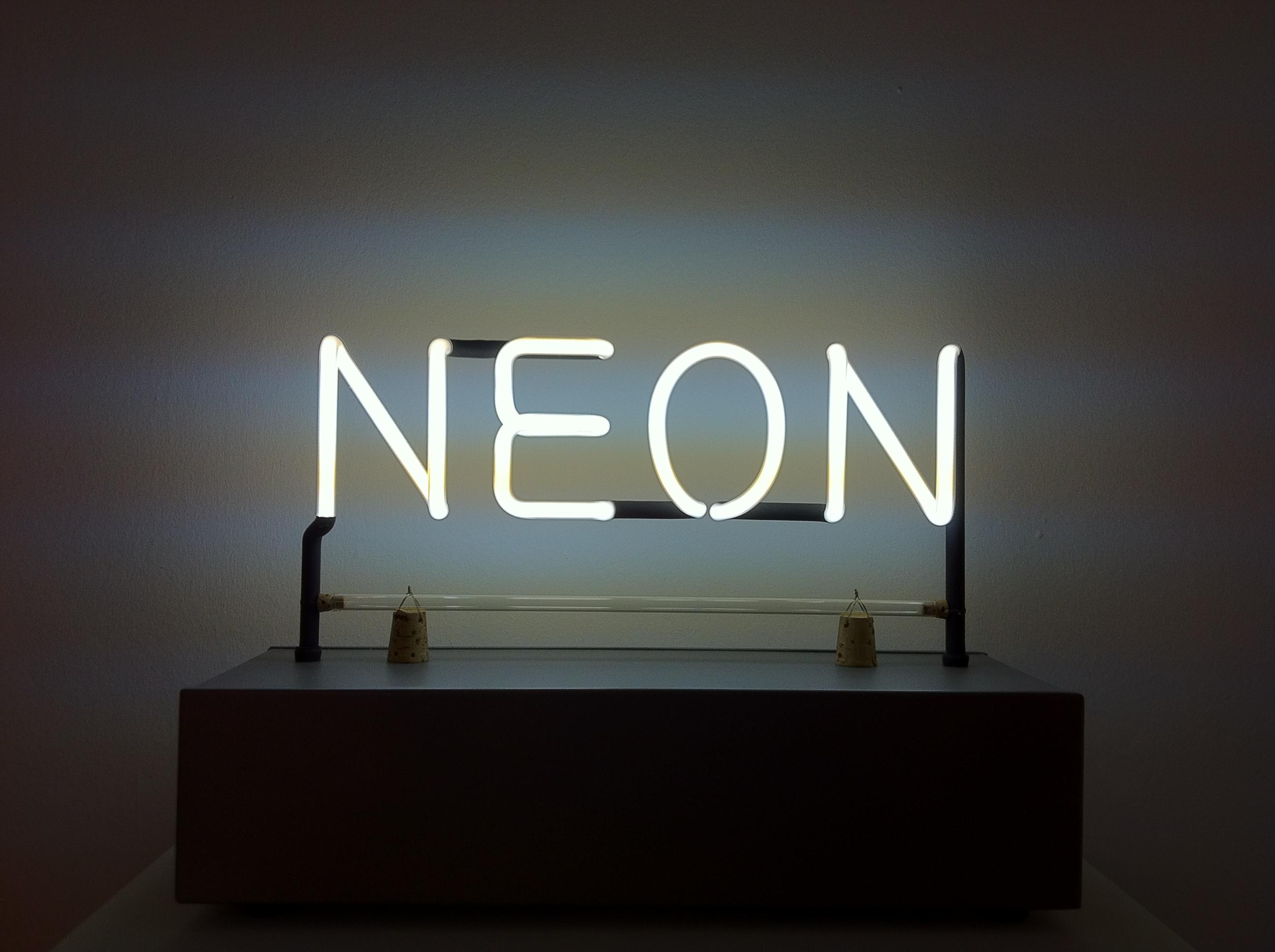 Joseph_Kosuth_-_Neon_(1965)