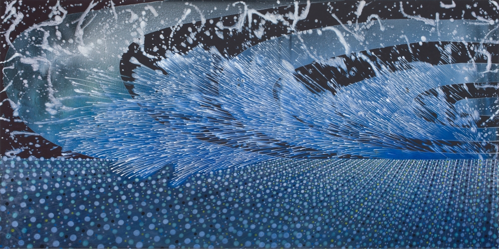 barbara takenaga two Waves 2010