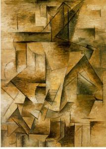 picasso le joueur de guitare 1918