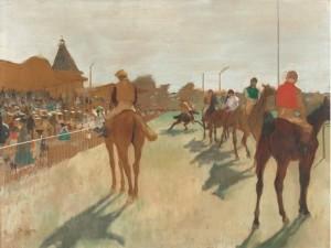 edgar-degas-chevaux-course-devant-les-tribunes-ou-le-defile-1866-1868