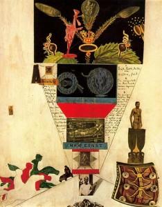 Max-Ernst-Collage
